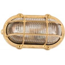 Solid Brass Slimline Bulkhead