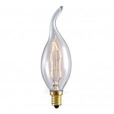 60W Flame Tip Candle