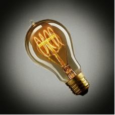 60W GLS Filament BC