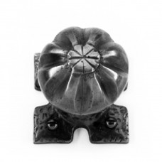 Dull Black Mortice Knob **Limited Availability**
