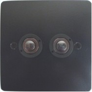 Double button dimmer