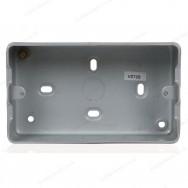 Double Metal Clad Backbox