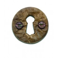 Round Escutcheon in Oil Rubbed Bronze **Set of 6**