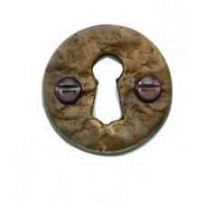 Round Escutcheon in Oil Rubbed Bronze **Set of 6**