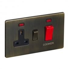 45A Cooker Control Unit