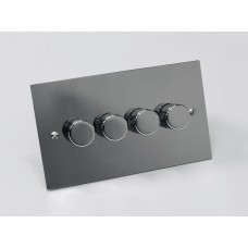 Quadruple 60-400W Dimmer Switch