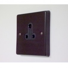 Single 5A unswitched socket