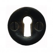 Round Escutchion Dark Bronze