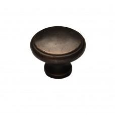 Cabinet Knob 40mm Dark Bronze