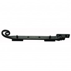 Rat Tail Casement Stay 254mm Dark Bronze