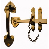 Thumb Latch Traditional Unlacquered Brass