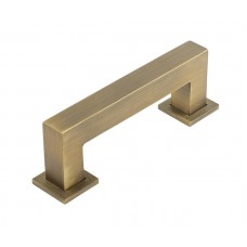 Square Bar Cabinet Handle 96mm