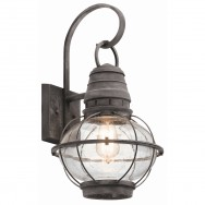 Bridge Point Large Wall Lantern