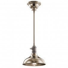 Cobson Trio 1lt Mini Pendant/Wall Light PN