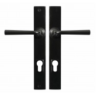Padstow Multipoint Entry Door Handle - Unsprung