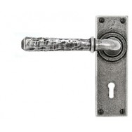 Door Lever Berwick - Lock/Keyhole
