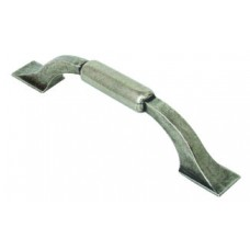 'Column' pewter cabinet pull handle - 276
