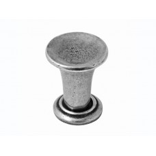 Small Savoy Genuine Pewter Cabinet Knob