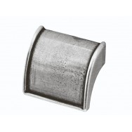 Small Burford Genuine Pewter Cup Handle