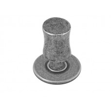Small Tokyo Genuine Pewter Cabinet Knob