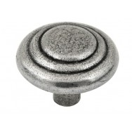 Large Goswick Genuine Pewter Cabinet Knob