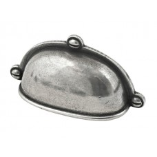 Classic Genuine Pewter Cup Handle
