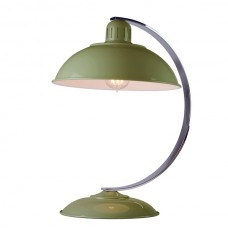 Franklin Green Table Lamp