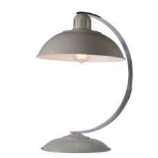 Franklin Grey Table Lamp