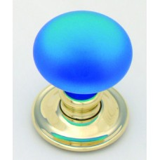 Frosted smooth Glass Door Knob
