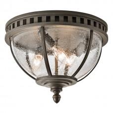 Halleron 3lt Flush Ceiling Light