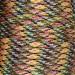 Round Multicoloured #01032