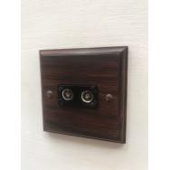 TVFM splitter socket