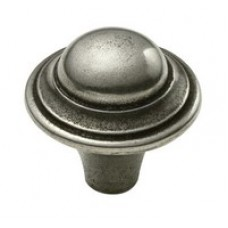Cabinet Knob - Pewter 011