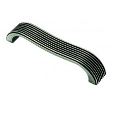 Pewter cabinet pull handle 021