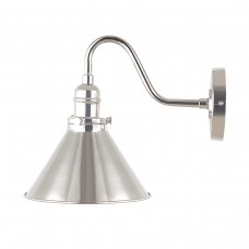 Provence 1Lt Wall Light- Polished Nickel