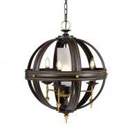 4lt Regal Chandelier
