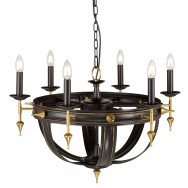 6lt Regal Chandelier