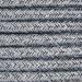 Round Grey/Black/White #01792