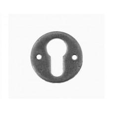 Forged Steel Round Euro Escutcheon