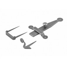 Forged Steel Penny End Latch Set