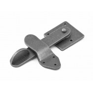 Forged Steel Privacy Latch Set