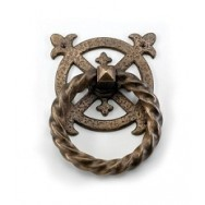 Gothic ring handle