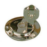 Bell pull - blanking pulley in nickel
