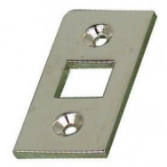 Bolt - Location plate for large bolt in nickel