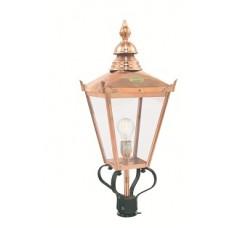 Chelsea copper lantern (head only)