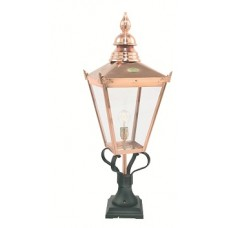 Chelsea copper Pedestal lantern