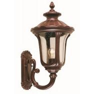 Chicago 1 lt medium wall lantern