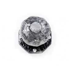 Rustic mortice knob
