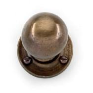Round smooth knob