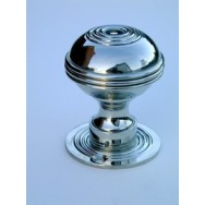 Bloxwich polished nickel door/rim knob